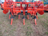 Vigolo 950 Heavy Duty Ripper With Double Spiked Rollers | Agriline NZ Cultivation Machinery