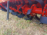 Vigolo Heavy Duty Rotary Hoe Blades | Agriline NZ Cultivation Equipment