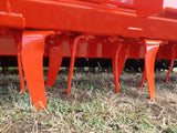Vigolo DB Heavy Duty Power Harrow with full rotor protection | Agriline NZ Cultivation Machinery