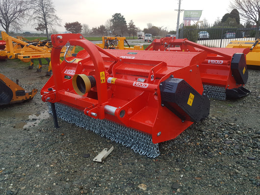 Vigolo TST220 Mulcher | Best Mulcher Available in NZ