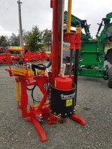 Vector Powerdrive Model 3 Side Shift Post Rammer