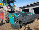 Picursa Forestry Tiller/Stump Grinder | NZ Best Mulchers
