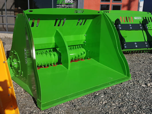 VDW Fodder Beet - Sugar Beet Chipper