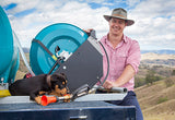 Rapidspray 50m Buddy Smart Brushless Remote Controlled Spray Reel | Agriline NZ