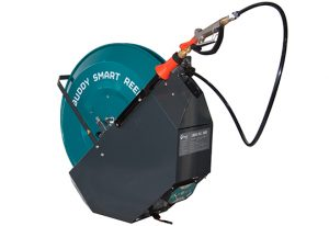 Rapidspray 50m Buddy Smart Electric Remote Controlled Spray Reel | Agriline NZ