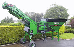 Cross Beet Cleaner Loader