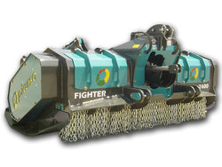 Picursa Fighter Heavy Duty Fixed Tooth Forestry Mulcher | Agriline NZ