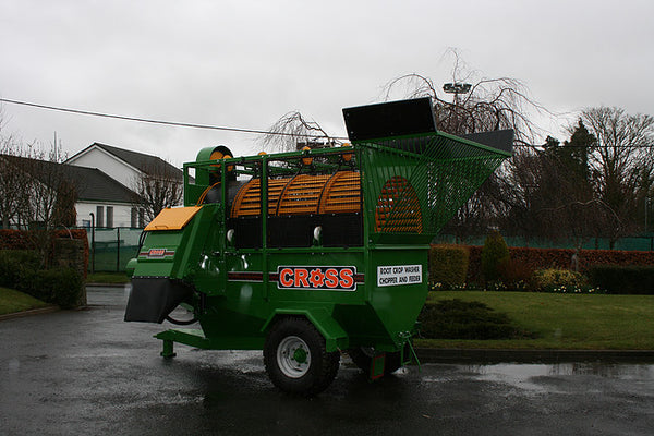 Cross Gazelle Beet Cleaner Chipper