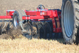 Rata Heavy Duty Offset Discs Close Up | Agriline NZ Cultivation Machinery
