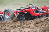 Rata Heavy Duty Tandem Discs For Rough Country | Agriline NZ Cultivation Machinery