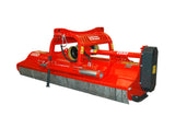 Vigolo MX./R Dual Hitch Orchard/Vineyard Mulcher | Agriline Mulcher Specialists