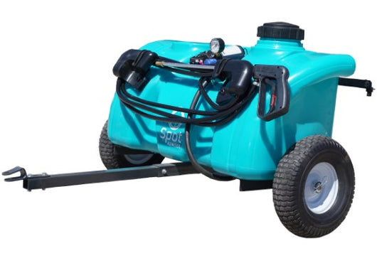 Rapidspray Trailed Spot Ranger, Sprayer for behind mower | Agriline NZ