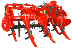 Vigolo 780 7 Leg Subsoiler Ripper with spiky roller | Agriline NZ Cultivation Machinery