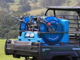 Rapidspray Twin Buddy Auto Reel Sprayscout, Honda Powered Ute sprayer | Agriline NZ