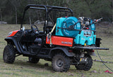 Rapidspray Twin Buddy Auto Reel Sprayscout, Honda Powered UTV sprayer | Agriline NZ