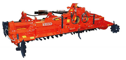Vigolo Heavy Duty Folding Stone Burier | Agriline NZ
