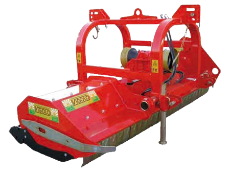 Vigolo TSA/R Heavy Duty Dual Hitch Orchard/Vineyard Mulcher