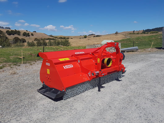 Vigolo TST Heavy Duty High Body Mulcher NZ