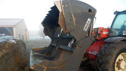VDW Shear Bucket - Shear Grab