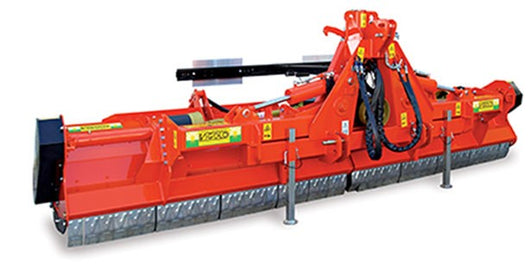 Vigolo TST-V Heavy Duty Folding Mulcher | Agriline NZ