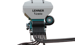 Lenher Airseeder, for power harrows, speed discs and rollers