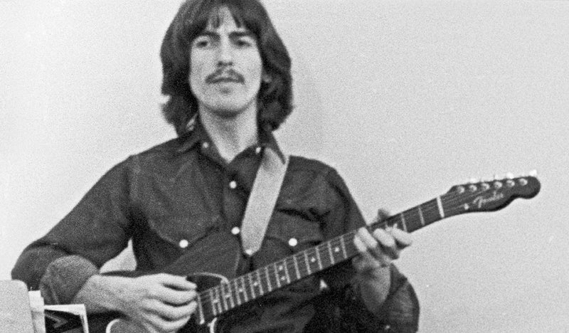 Introducing The George Harrison Telecaster