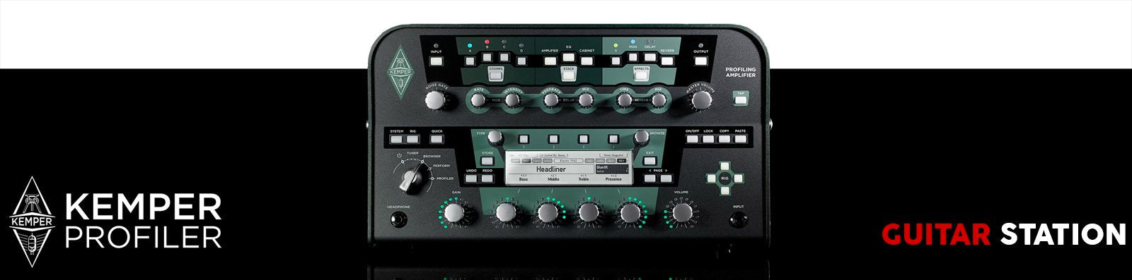 Australia's best Kemper Profiler deals at Guitar Station Melbourne