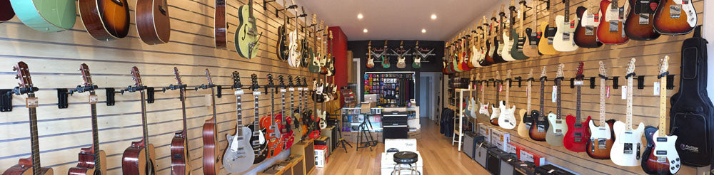 Guitar Station is Melbourne's home of Fender guitars