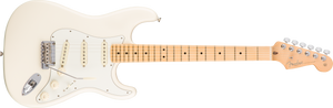 Fender American Professional Stratocaster - Olympic White, MN