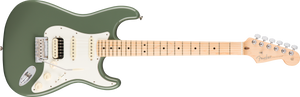 Fender American Professional Stratocaster HSS - Antique Olive, MN