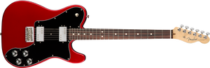 Fender American Professional Telecaster Deluxe - Candy Apple Red, RW