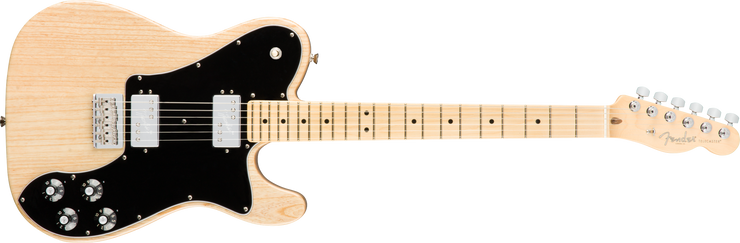 Fender American Pro Telecaster Deluxe - Natural Ash