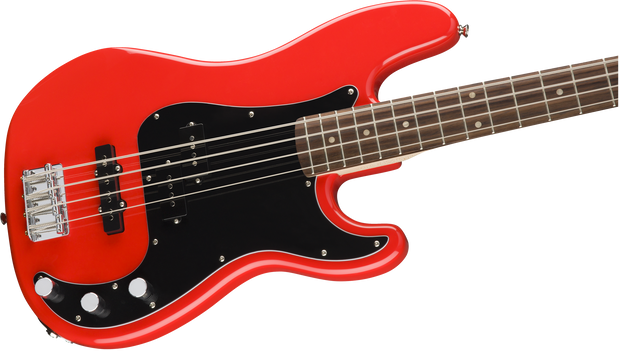 Squier Affinity Precision Bass PJ - Race Red