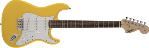 Squire Affinity Stratocaster - Graffiti Yellow, LRL (Limited Edition)