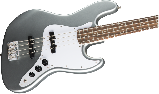 Squier Affinity Jazz Bass - Slick Silver