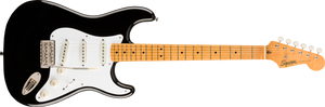 Squier Classic Vibe '50s Stratocaster - Black, MN