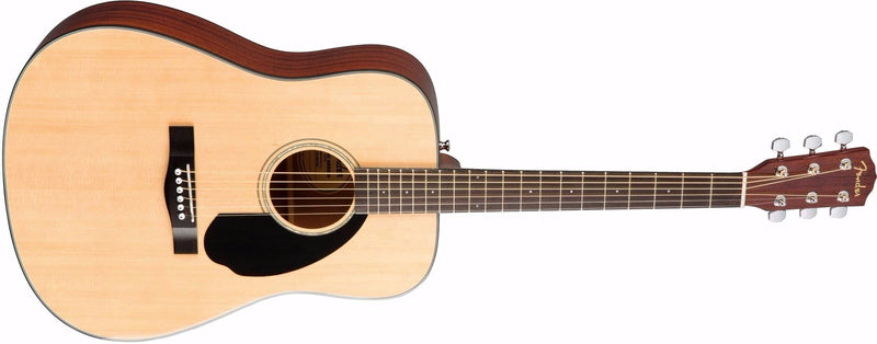 Fender CD-60S Acoustic - Natural