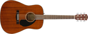 Fender CD-60S - Mahogany, WN