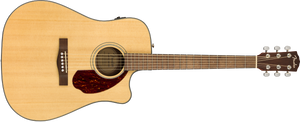 Fender CD-140SCE Acoustic/Electric - Natural, WN