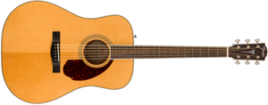 Fender Paramount PM-1E Standard Acoustic/Electric - Natural, OV