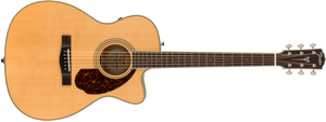 Fender Paramount PM-3CE Triple-0 - Natural, OV