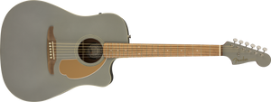 Fender Redondo Player Acoustic/Electric- Slate Satin, WN