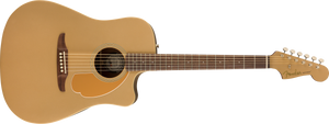 Fender Redondo Player Acoustic/Electric - Bronze Satin, WN
