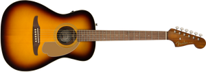 Fender Malibu Player Acoustic/Electric - Sunburst, WN