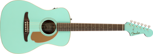 Fender Malibu Player - Aqua Splash, WN