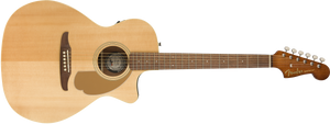 Fender Newporter Player - Natural, WN