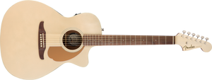 Fender Newporter Player Acoustic/Electric - Champagne, WN