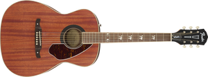 Fender Tim Armstrong Hellcat Acoustic/Electric - Mahogany, WN