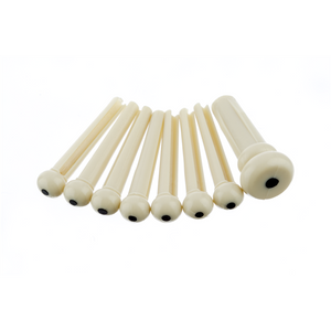 Fender Bridge Pin Set - Ivory