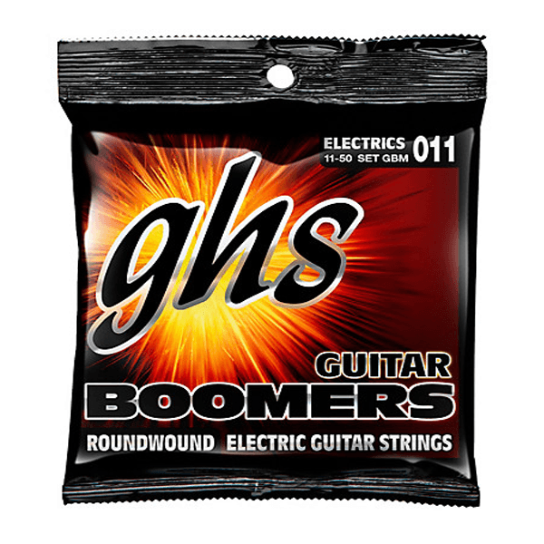 GHS GBM, Guitar Boomers, Medium, 11-50